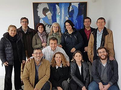 1º Reunión de Sharing @ Universidad del País Vasco