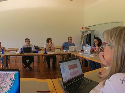 2ª Reunión de Sharing @ Universidad del País Vasco