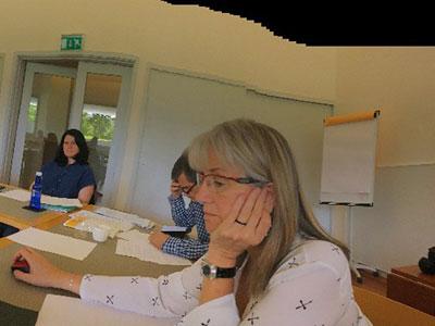 2º Reunión del Equipo de Investigación y de Trabajo
