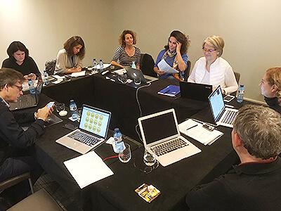 4ª Reunión de Sharing @ Universitat de València
