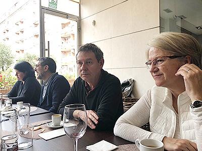 4ª Reunión del Equipo de Investigación y de Trabajo
