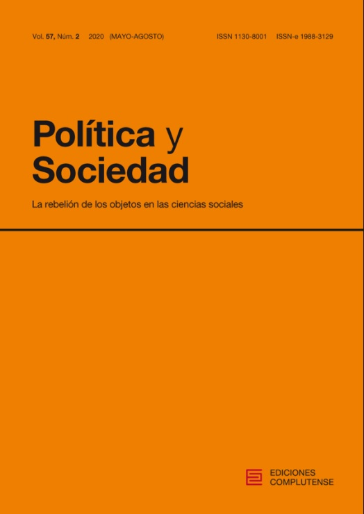 "Olatz González Abrisketa has published ""Invention of Objects: Sports, Standardization and Modern Subjectivity"" in Política y Sociedad"