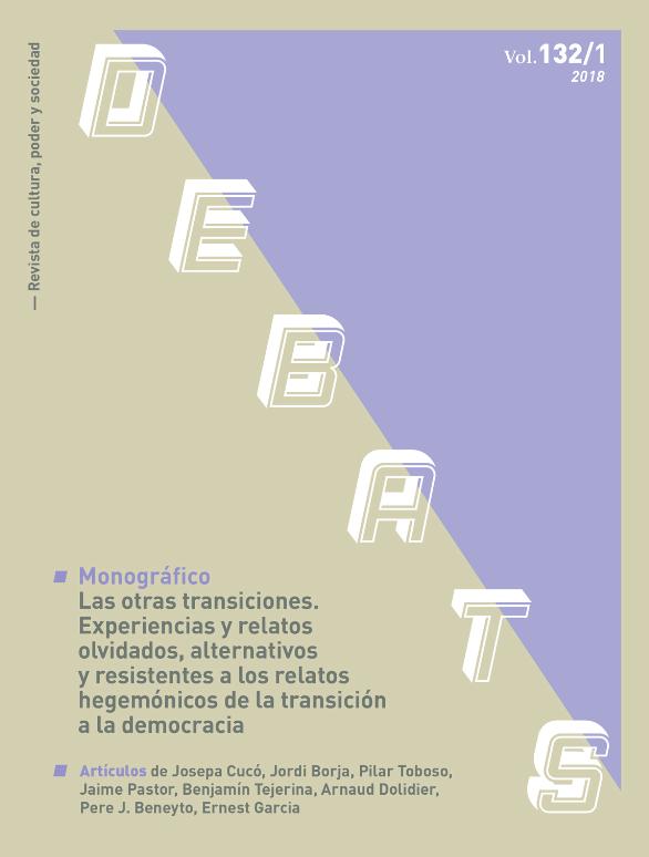 Los movimientos sociales en la Transición Política: herencias, singularidades y transformaciones de la movilización social en la década de 1970